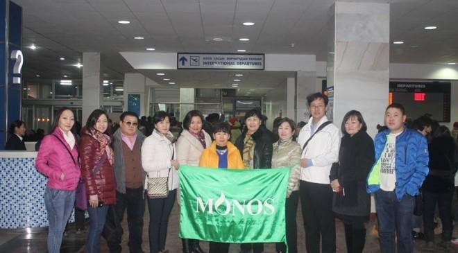 """""""Монос"""" ХХК 2014 оны шилдэг ажилтнуудын аялал"""