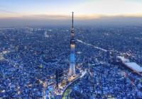 SKY TREE: Тэнгэрийн Мод цамхаг Токиогийн хамгийн олон хүн үздэг газар